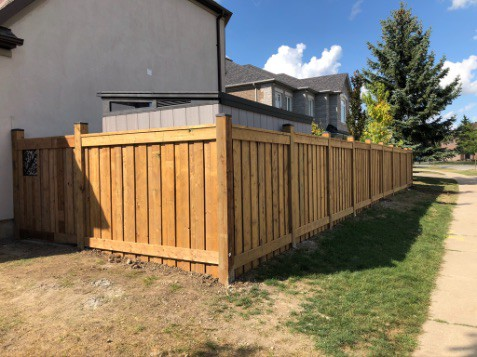 Fence Construction 128