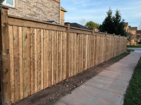 Fence Construction 115