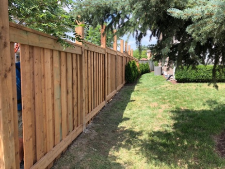 Fence Construction 126