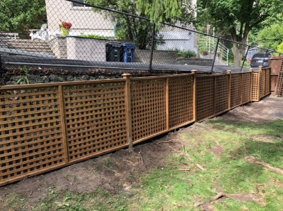 Fence Construction 130
