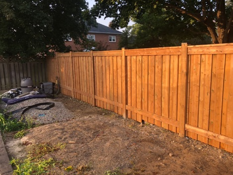 Fence Construction 134