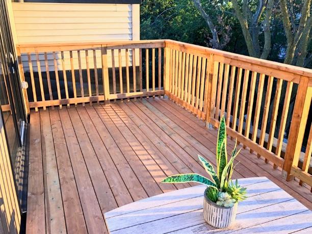 Wood Deck 1-2